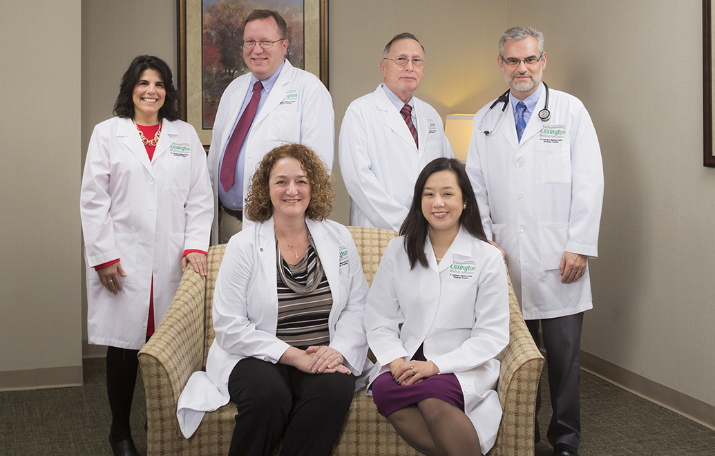 Lexington Medical Specialists Team